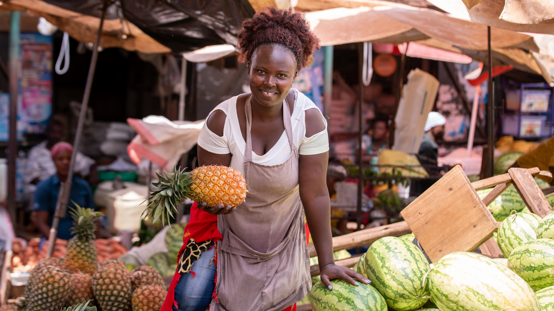 More than 50% of Jumia sellers in Nigeria and Kenya are women entrepreneurs